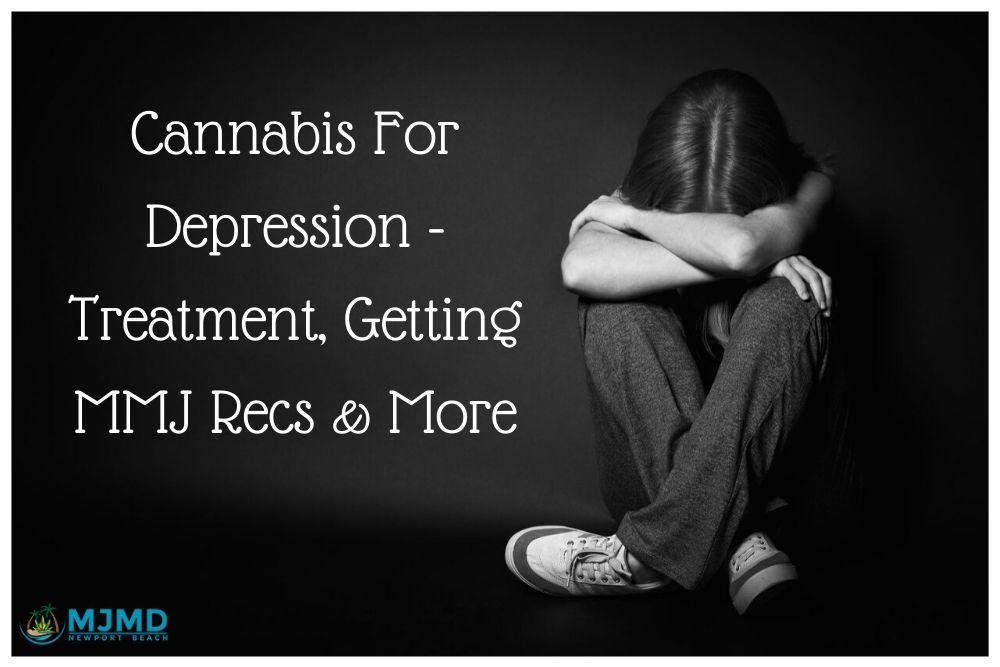 Cannabis For Depression